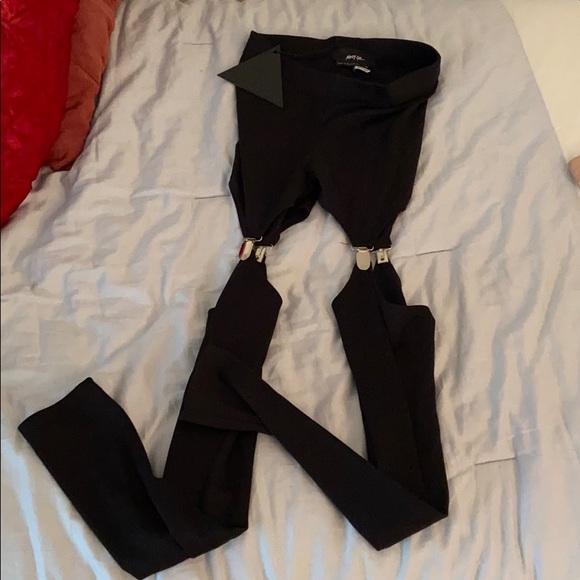 NWT Nasty Gal pants (small)